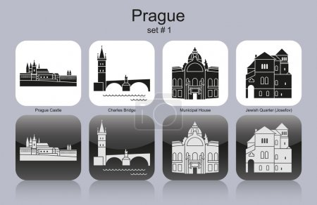 Icons of Prague