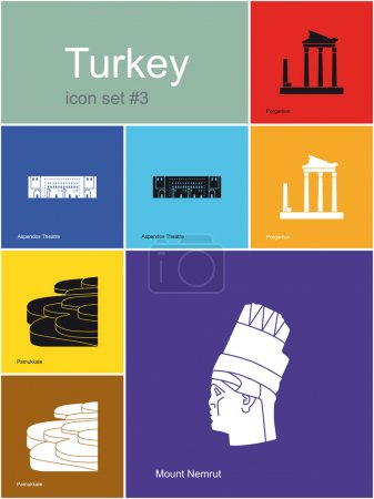 Icons of Turkey