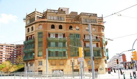 Rehabilitation Collblanc building