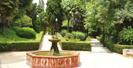 Gardens of Montjuic