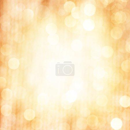 Foto de Beige abstracto desenfoque de fondo, bellas artes, enfoque suave, saludo tarjeta navideña, marco festivo, luces mágicas, fondo de pantalla brillante - Imagen libre de derechos