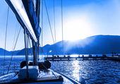 Lodě na vodě