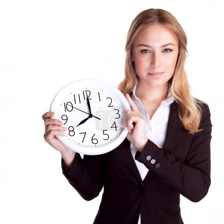 Discipline in office concept
