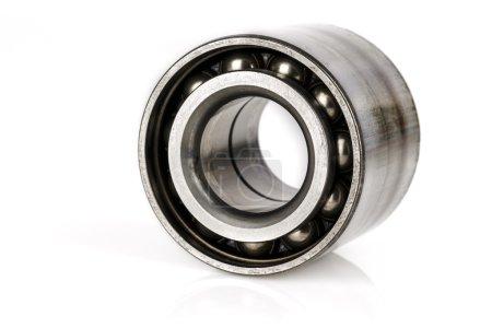 Dismantled old ball bearing