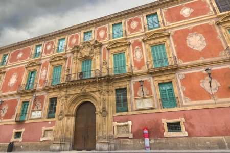 Episcopal Palace of Murcia, Spain