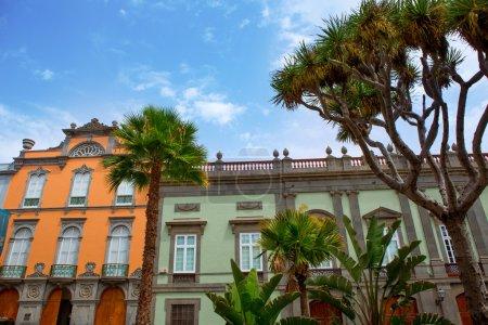 Las Palmas de Gran Canaria Vegueta houses