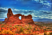 Arches National Park in Moab Utah USA