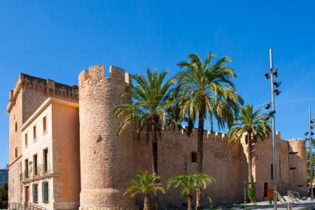 Elche Elx Alicante Altamira Palace near el Palmeral