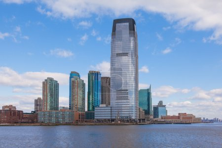 Goldman Sachs Tower, Jersey City in New Jersey