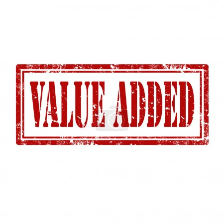 Value Added-stamp