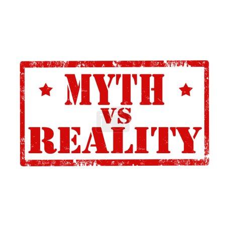 Myth vs Reality-stamp