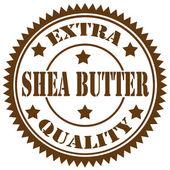 Shea vaj-bélyeg