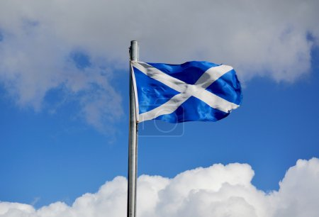 Scottish Flag (Saltire)