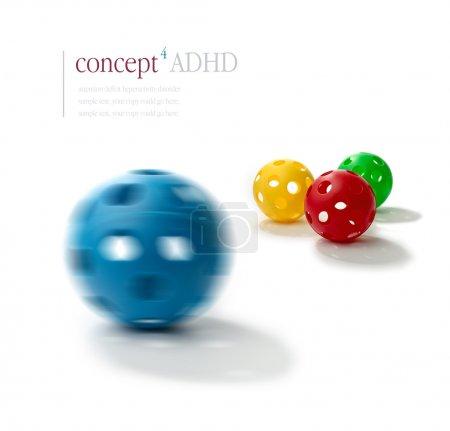 Concept Image - ADHD