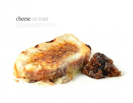 Cheese On Toast (Welsh Rarebit)