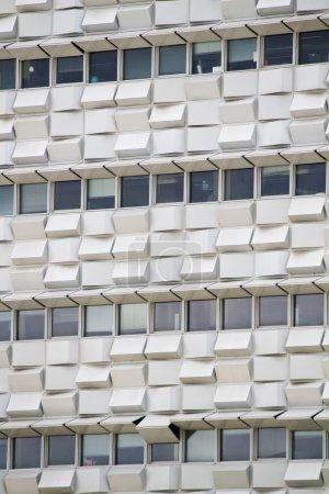 détail abstraite d'immeuble moderne