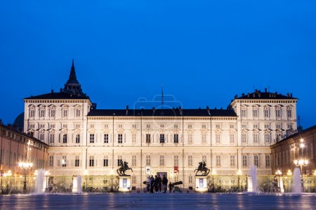Royal Palace of Turin or Palazzo Reale