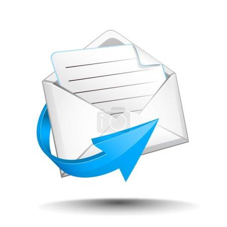 Vector sending email