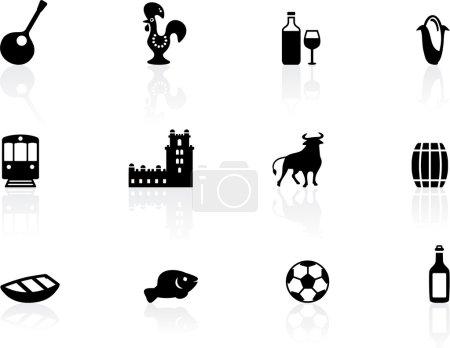 Portuguese icons