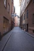 Street of Stockholm