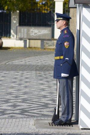 tschechische Garde