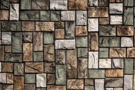 Photo pour Mur de Pierre de marbre/Pierre de marbre - image libre de droit