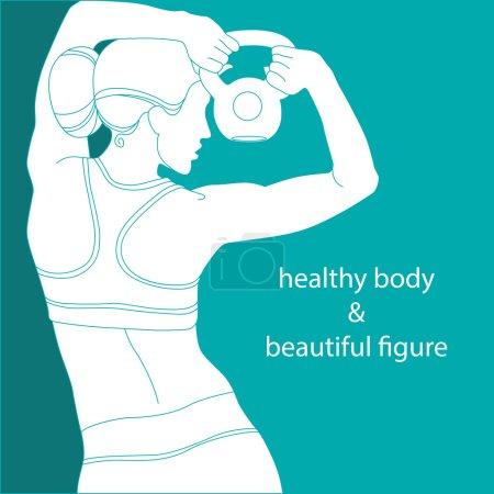 Healthy body & beautiful figure
