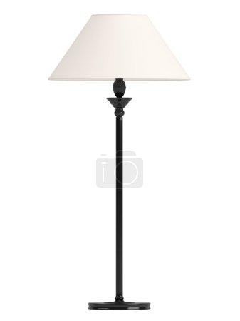Classic standing lamp