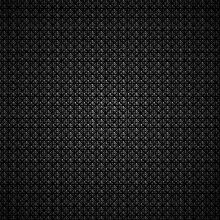 Illustration pour Fond abstrait vectoriel, texture noire - image libre de droit