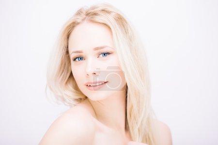 Sensual blond