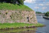 Stěna hrad vyborg