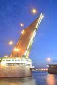 Liteyny most v noci