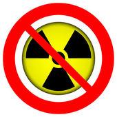 No atom sign