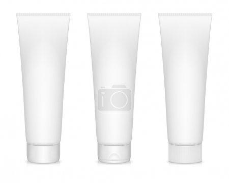 Cream tubes