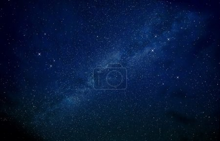 Photo for An image of a bright stars background - Royalty Free Image