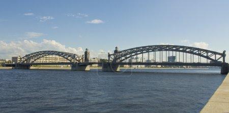 St. Petersburg, bridge