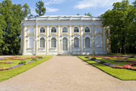 Palace in Oranienbaum