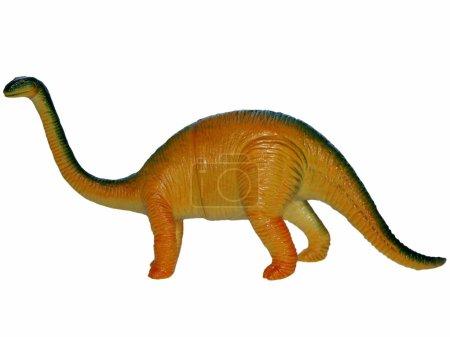 Brontosaurus, Toy plastic dinosaur