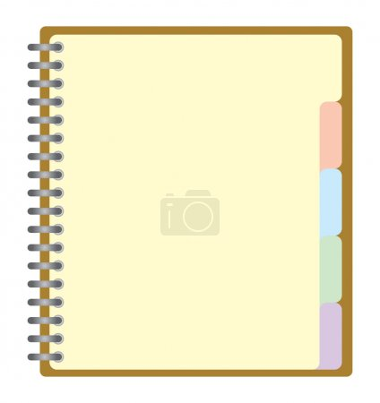Business project planner book