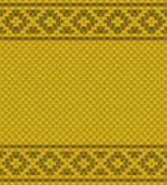 Wicker or rattan pattern
