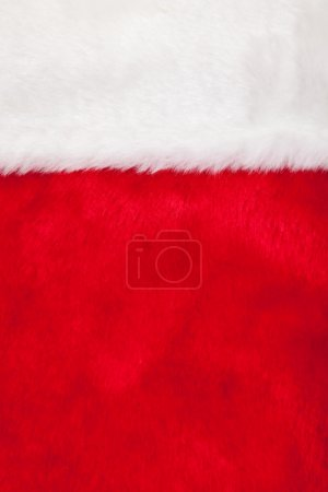 A christmas socking as a full background...