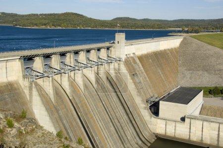 Energy Dam on Lake