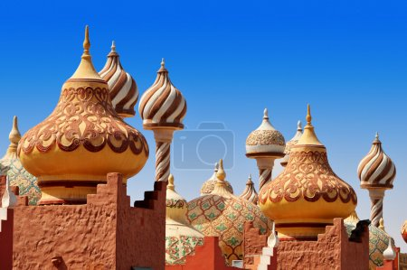 Traditional Arabic architecture in Egypt