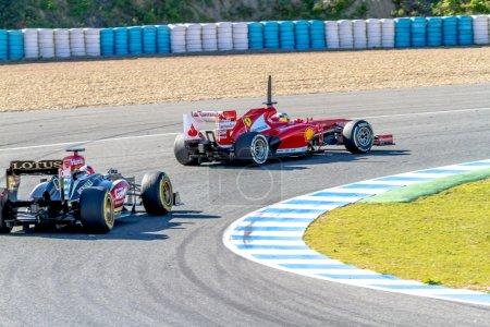 Scuderia Ferrari F1, Pedro de la Rosa, 2013