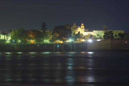 The Carmen's Church ( Cadiz )