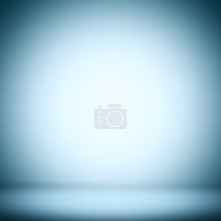 Photo for Empty Blue background. - Royalty Free Image