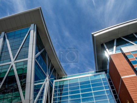 edificios de la escuela Politécnica de SAIT