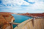barrage de Glen canyon en page est une puissance pour l'ensemble de la zone