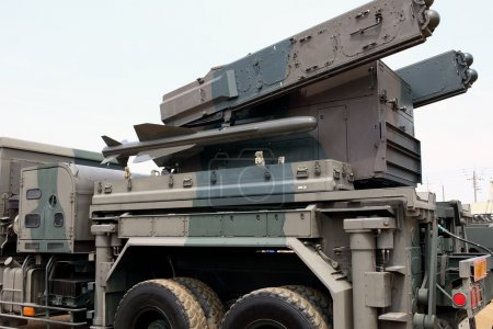 Military missile system