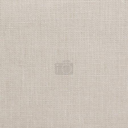 Photo pour Tissu beige sans couture avec textures en lin . - image libre de droit